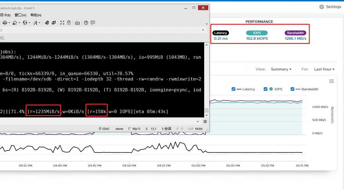 这台全闪存储系统,跑关键业务系统数据库怎么样?